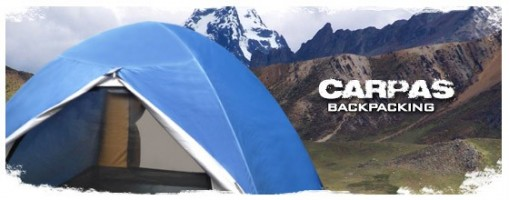 Carpas Backpacking